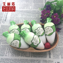 Handmade essential oils Vegetable radish frui natural skin cleansing wash Hair Acne Treatment Remove Whelk Shrink Pore Face Care(China)
