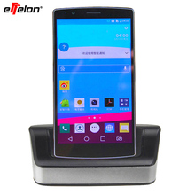 Effelon High Quality Dual Sync Phone Battery Charger Cradle Dock Station Stand + OTG Function + USB Cable For LG G4 Dock Charger