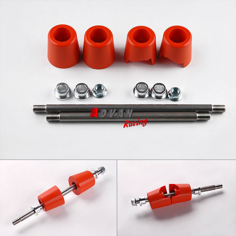 FREE SHIPPING CRASH MUSHROOM FRONT REAR AXLE SLIDER DERLIN BOBBINS fit FOR YAMAHA XG250 Tricker<br><br>Aliexpress