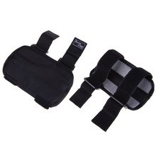 Golf Elbow Brace Arc Corrector Golf Swing Training Straight Practice for Outdoor Golf Swing Training Golf Accessories Black