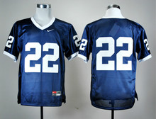Nike Jerseys Penn State Nittany Lions 22 Navy Blue College Ice Hockey Jerseys S,M L XL 2XL 3XL(China)