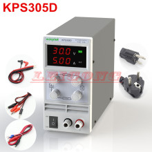 KPS305D Adjustable High precision double LED display switch DC Power Supply protection function 30V 5A 110V-230V