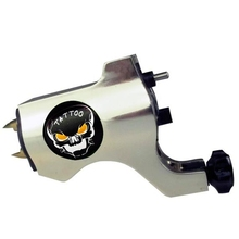 Hot Sales New Bishop Rotary Tattoo Machine For Shader and Liner Sliver High Quality Fashion Tattoo Machine Free Shipping