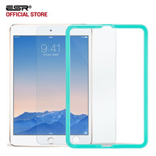 Screen Protector for iPad mini 4 Tempered Glass ESR Triple Strength Screen Protector with Free Applicator for iPad mini 4 Glass(China)