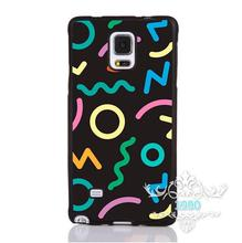 Hipster Colourful Trendy Printed Phone Case Cover for iphone 4 5s 5c SE 6 6s 6plus 6splus Samsung galaxy s3 s4 s5 s6 s7 edge