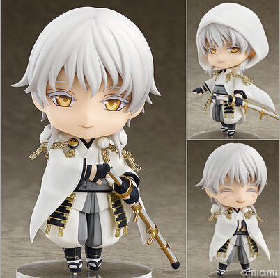 NEW hot 10cm Touken Ranbu Online Tsurumaru Kuninaga action figure toys Christmas gift collectors<br><br>Aliexpress