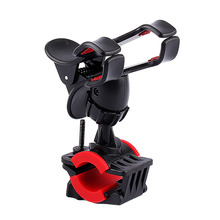 360 Degree Universal MTB Bike Bicycle Phone Holder Handlebar Mount Motorcycle Phone Holder For iPhone for Samsung GPS(China)