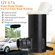 1X DC 12V 3.7A Water Pump Washer F Car Glass High Pressure High Power Wash Washing Pumps, Parts Accessories(China)