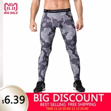 Herren Sport Hosen Kompression Strumpfhosen männer Schnell trocknende Hose Outdoor Running Training Basketball Hosen Fitness Hosen Leggings(China)
