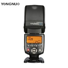 Yongnuo YN560 IV Wireless Flash Speedlight for Canon Nikon Pentax Olympus Fujifilm Panasonic Digital Cameras(China)