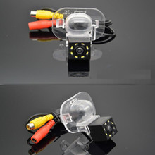 Brand New CCD car rearview reverse parking system camera for Kia Forte/For Hyundai Verna Solaris Sedan Waterproof