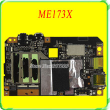 For Asus ME173X motherboard Mainboard REV1.3 processor MT8125 ARM Cortex-A7 1.2GHz 4 core 1G ram 16GB memory on board 100% ok