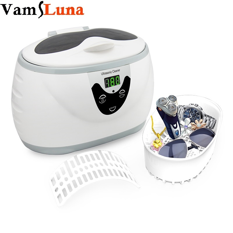 Ultrasonic Cleaner for Nail tools &amp; Dental Tools - Autoclave Manicure nail sterilizer<br>