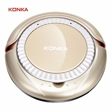 KONKA Unique Intelligent Sweeping Robot Ultra-thin Household Cleaning Tools 220V 25W Mini Portable Cleaner Sweeper KC-D1(China)