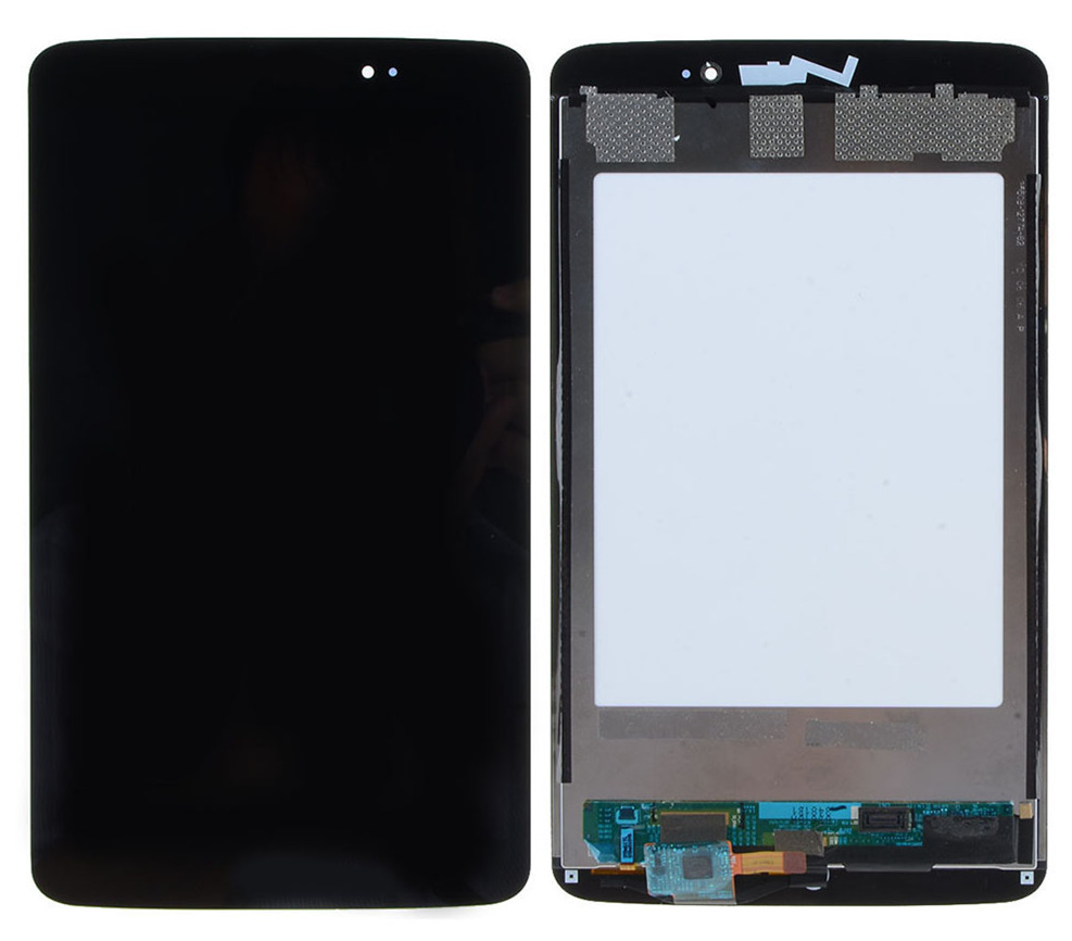 TESTED LCD screen display+touch panel digitizer For LG G PAD 8.3 VK810 Black free shipping<br><br>Aliexpress