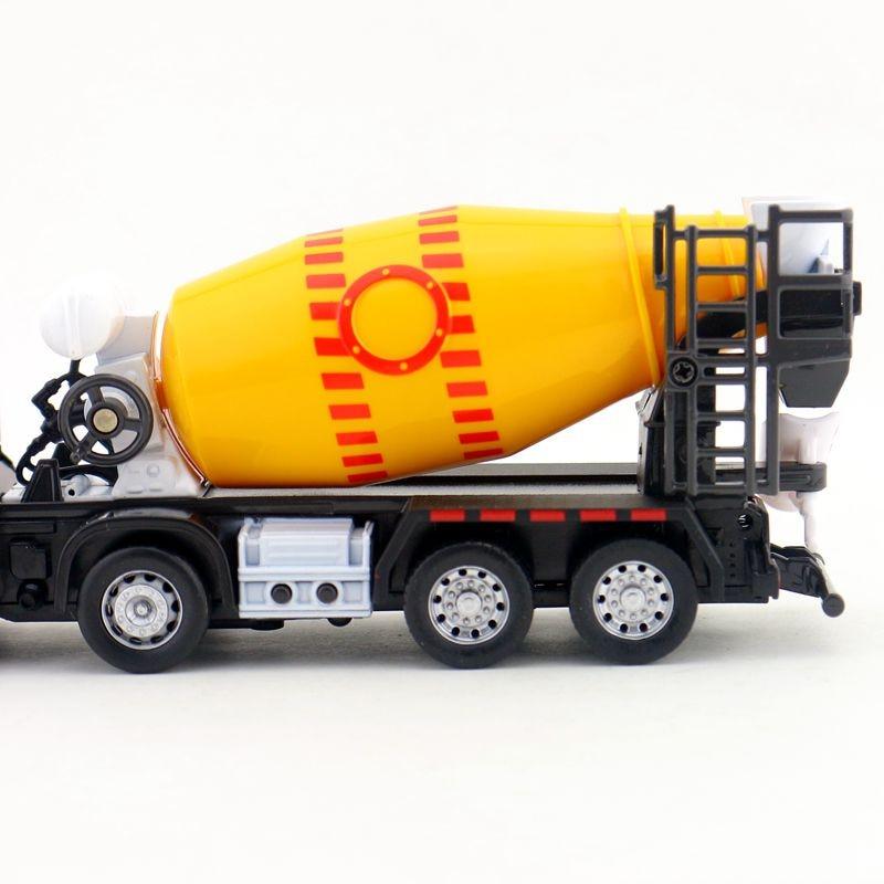 Volvo Cement Mixer Truck (14)
