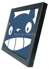 10.4 inch Industrial Open Frame LCD SAW Touch Screen Monitor ATM/Photobooth/Kiosk Touch Monitor