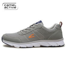 Camel Active Hot Sale Fashion Walking Shoes Summer Lightweight Breathable Men Casual shoes Flats Zapatos Mujer Trainers