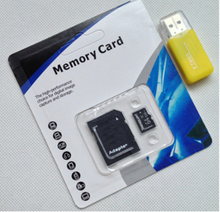 Micro Flash TF CARD Memoey CARD micro tf card free adapter class  6 CLASS 10 Hot selling 128mb~128GB Wholesale price T8