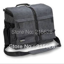 High quality NATIONAL GEOGRAPHIC NGW2140(MID) 2160 Professional DSLR camera bag/case Travel photo Backpack(China)