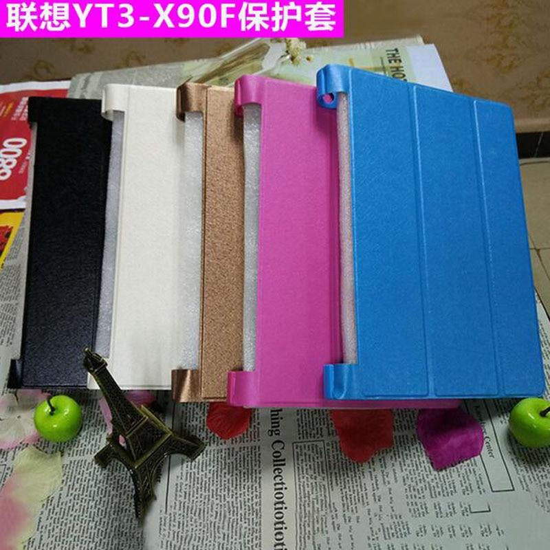 Ultra Slim Folio Stand Holder PU Leather Case Cover For Lenovo Yoga Tab 3 Pro 10 X90 X90F/M/L 10.1<br><br>Aliexpress
