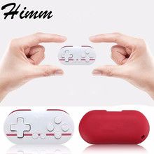 Zero Wireless Bluetooth Mini Smallest Controller GamePad Joystick Remote Control Shutter For Android for iOS Windows PC
