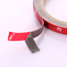 3m/roll Double Foam Adhesive Tape Reflective Tape for Truck Car Motorcycle Bike Car Sticker Decoration(China)