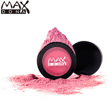 New Brand Baked Blush Makeup Cosmetic Natural Baked Blusher Powder Palette Charming Cheek Color Make Up Face Blush Woman beauty