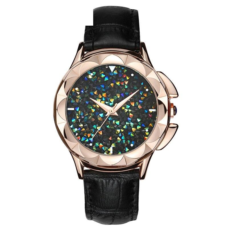 Watch Women Fashion Colorful Stainless Steel Ladies Watch Luxury Exquisite Womens Watches reloj mujer relogio feminino<br>