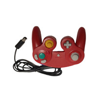 Wired Shock Game Controller for Nintendo GameCube NGC Wii Video Game(China)