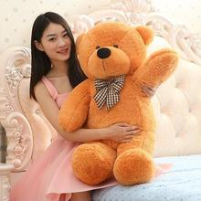 100cm Plush toys large size 1m / teddy bear big 4 colors embrace bear doll /lovers/christmas gifts birthday gift(China)