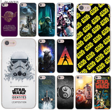 Lavaza Star Wars Movie Guys Holding BB-8 Hard Cover Case for Apple iPhone 8 7 Plus 6 6S Plus 5 5S SE 5C 4 4S X/10 Coque Shell(China)