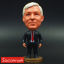 "Soccer Coach FEYGUSON (MU) Formalwear 2.5"" Action Dolls Figurine(China)"