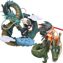 Games Museum Goku Shenron PVC Action Figure Dragon Ball Z Son Gokou Collection Model Dolls Toys Dragonball Z GT Toys Figuren
