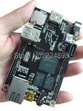 Cubieboard 1GB ARM Cortex-A8 Development Board Allwinnwe A10 Processor Integrated Circuits(China)