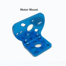 370 Motor Mount 25mm Or other Suitable Size Geared DC Motor Bracket Holder Fixed Mounting Fram Seat for Toys Car&Robot