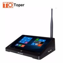 2017 100% Original PIPO X9 Mini PC Windows 10 & Android 4.4 Dual OS Intel Z3735F Quad Core TV Box 2GB/32G/64G Computer PC TV Box