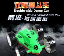 Mini plastic dump race cars that tumble toy for boy miniature toy car diecast vehicle kid inertial model pull back voiture jouet
