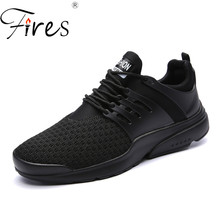 Buy Fires Men Sneakers Summer Breathable Shoes Autumn Outdoor Running Shoes Men Trend Walking Shoes Zapatillas Training Shoes for $25.50 in AliExpress store
