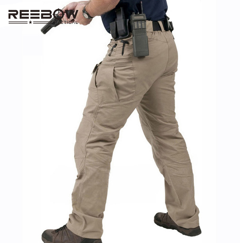 IX7 Urban Tactical Cargo Pants Men Outdoor Sports SWAT Force Training Multi-pockets Trousers Overalls Cotton Military Army Pant<br><br>Aliexpress