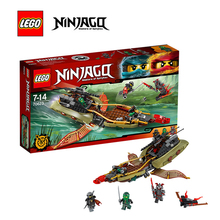 LEGO Ninjago Destiny's Shadow Architecture Building Blocks Model Kit Plate Educational Toys Children LEGC70623 - Bricks Store store