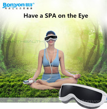 2016 Tens Electric Acupuncture Eye Massager Magnetic Usb With Infrared Heating, Air Pressure Vibration And Music Anti Myopia