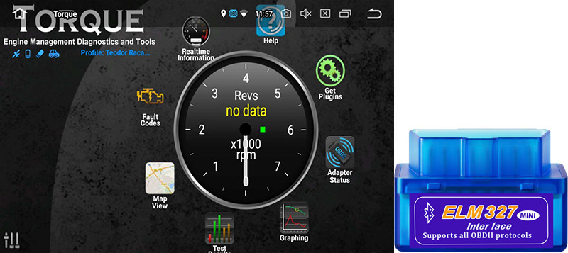 obd2 on android head unit