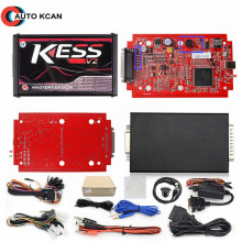 GPT Cable as a Gift 100% No Token Use OnLine KTAG 7.020 Kess v2 5.017V2.23 ECU Programming KESS V5.017 v2.23 Master Version