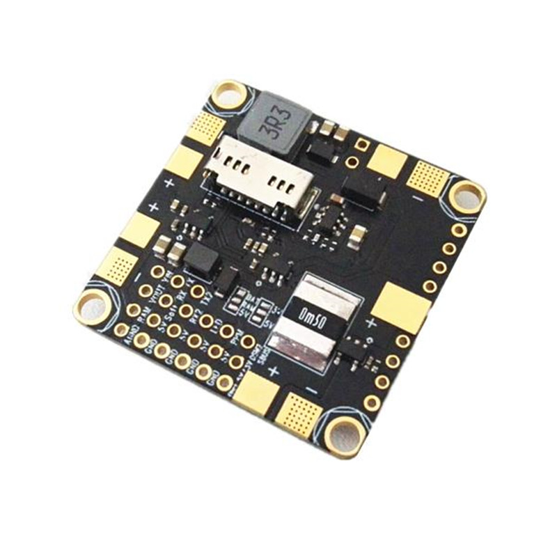 Hot New BETAFLIGHT 30.5x30.5mm F3 Flight Controller Built-in OSD PDB SD Card BEC and Current Sensor<br>