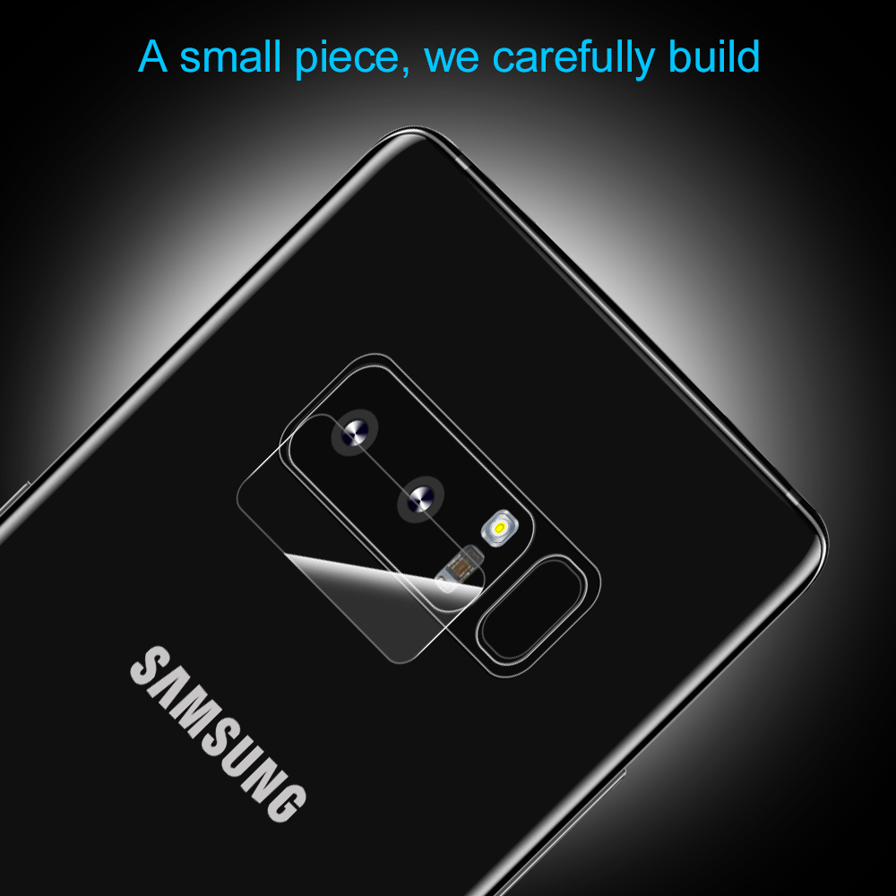Phone Camera Len Film For Samsung Galaxy Note 8 S8 S8 Plus S7 Edge Tempered Glass 2.5D Screen protector Camera protection film (6)