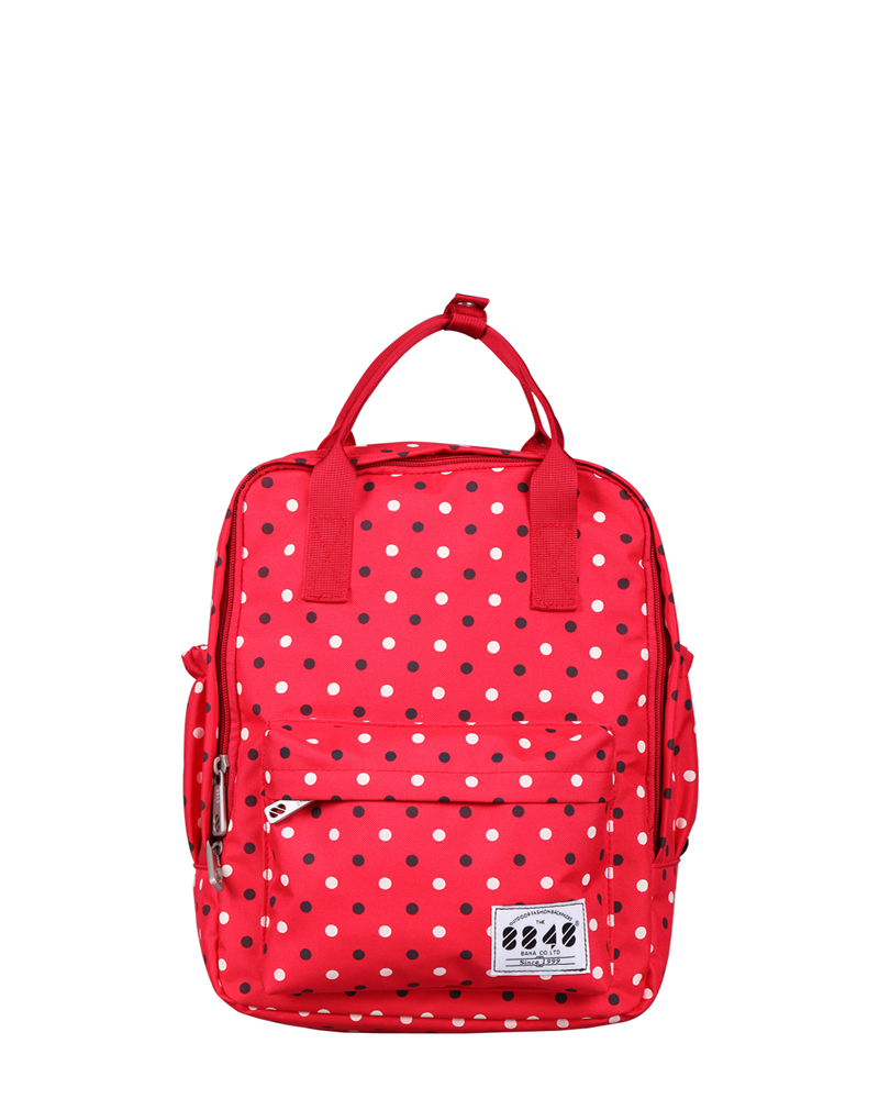 Backpack Women Favorite Fashion Style Casual Travel Shopping Knapsack Resistant Oxford Unique Waterproof Red Dot Bags S15008-3<br><br>Aliexpress
