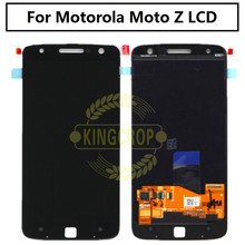 LCD Display For Motorola Moto Z Droid XT1650 LCD Display Touch Screen Digitizer Assembly Replacement Parts for moto z lcd(China)
