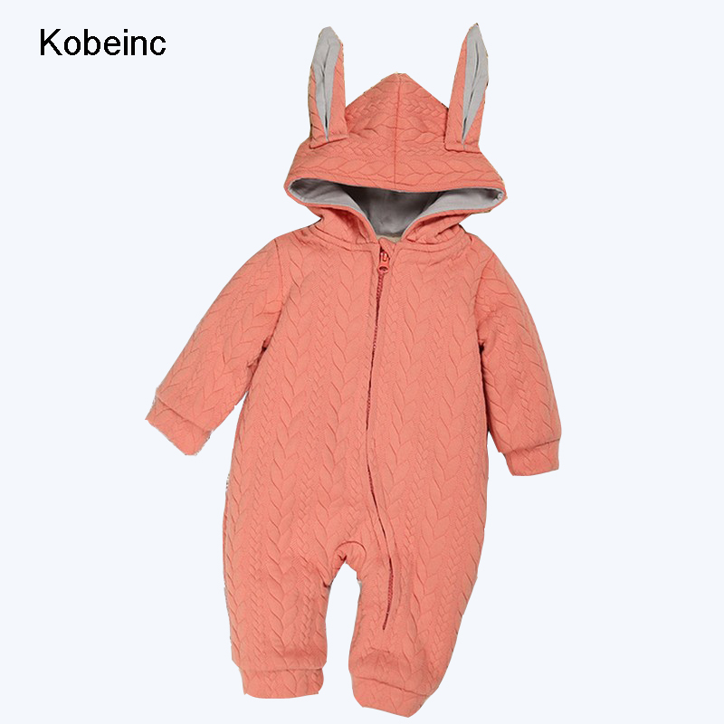 Hot Sale Infant Baby Clothing for Unisex Rompers Cute Animal Shaped Solid Jumpsuits Fashion 2017 New Zipper Bebe Clothing Sets<br><br>Aliexpress
