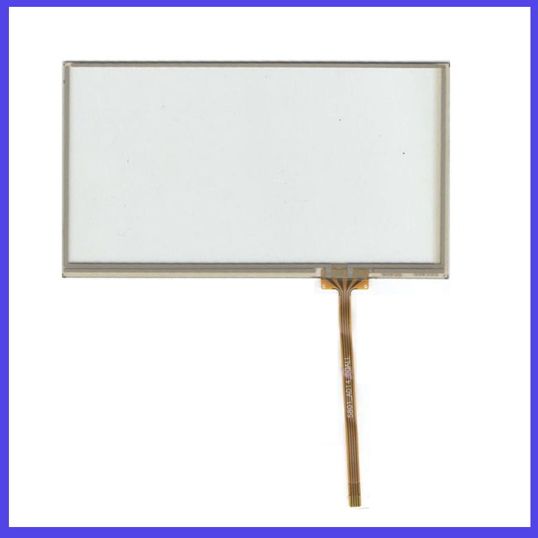 ZhiYuSun TR4-070F-16 DG POST 7 inch 4wire resistive Touch Screen 167*93  for  industry applications  MINDA IN TAIWAN<br>